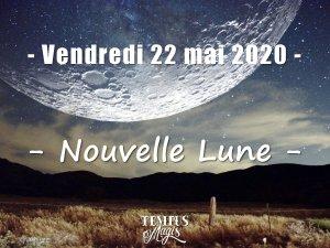 Nouvelle Lune (22 mai 2020)