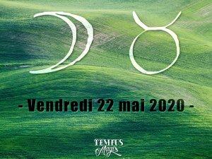 Lune en Taureau (22/05/2020)