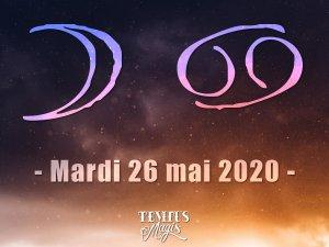 Lune en Cancer (26/05/2020)
