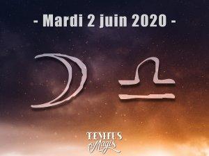 Lune en Balance (02/06/2020)