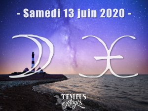 Lune en Poissons (13/06/2020)