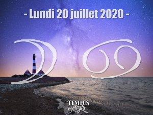 Lune en Cancer (20/07/2020)