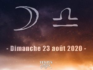 Lune en Balance (23/08/2020)