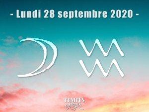 Lune en Verseau (28/09/2020)