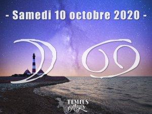 Lune en Cancer (10/10/2020)