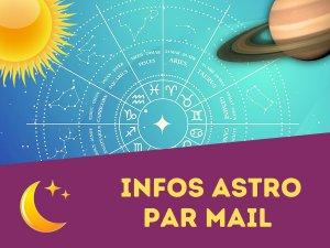 Informations astrologiques des jous à venir (octobre 2020)