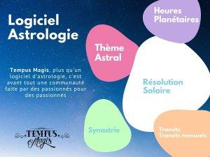 Tempus Magis : Plus qu'un logiciel d'astrologie