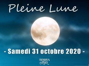 Pleine Lune (31 octobre 2020)
