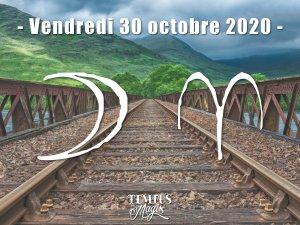 Lune en Bélier (30/10/2020)