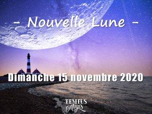 Nouvelle Lune (15 novembre 2020)