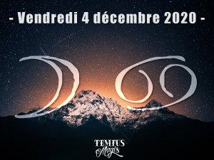 Lune en Cancer (04/12/2020)