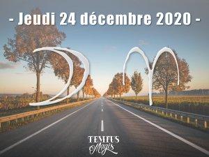 Lune en Bélier (24/12/2020)