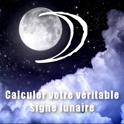 Votre signe lunaire