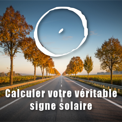 Votre signe solaire